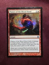 Flames of the Blood main FOIL   VO   -  MTG Magic (EX)