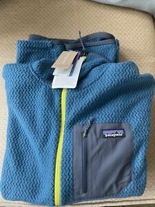 Patagonia Men's R1 Air, Full Zip Hoody (Extra large) New With Tags