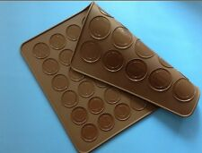 1pcs Double-face Available Macaron/ Dessert Special Baking Mat