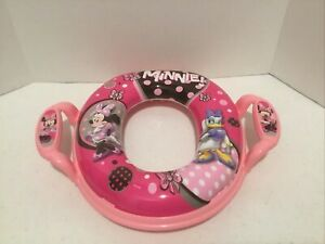 The First Years Disney Minnie Soft Potty Seat, Multi Minnie Mouse - New open pak