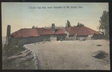 Postcard MT HOOD Oregon/OR  Cloud Cap Inn w/Observation Deck 1907