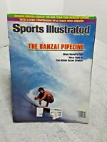 Sports Illustrated March 8 1982 Surfing Banzai Pipeline Hawaii