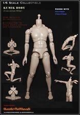 "Kumik 1/6 Scale 12"" Caucasian Male Base Body Action Figure Doll KBS-001"