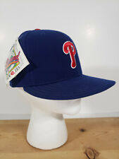 Vtg NWT Philadelphia Phillies New Era 5950 Diamond Collection Hat Fitted 6 7/8