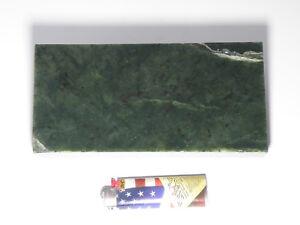 Green Sugar Nephrite Jade Rough (3.19 lbs.)