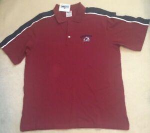 NEW NHL Colorado Avalanche Ice Hockey Golf Polo Shirt XL X-Large NEW NWT