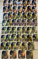 Huge Star Wars The Power of the Force Kenner 52 ACTION FIGURE LOT SEALED NEW