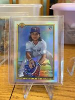 BO BICHETTE 2020 Bowman 1990 Chrome Refractor Rookie Insert #90B-BB Blue Jays RC