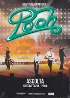 Dvd + Libretto POOH - ASCOLTA - CIVITAVECCHIA slipcase nuovo 2004