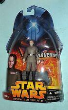 Governor TARKIN Star Wars 2005 #45 ROTS Revenge of the Sith MOSC Hasbro