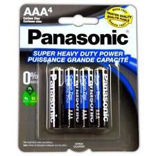 20 Wholesale Bulk Lot Panasonic Aaa Triple A Batteries heavy Duty 1.5v Battery