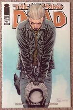 Walking Dead #91 1st Appearance Jesus High Grade