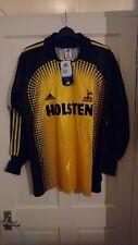 Tottenham Hotspur Spurs Adidas 2001/2002 Goalkeeper Shirt Jersey - Brand New!!