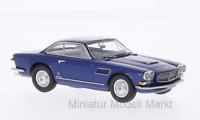 #45643 - Neo Maserati Sebring Serie II - metallic-blau - 1:43