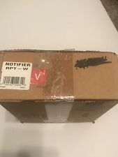 Notifier Rpt-W New Sealed Nib