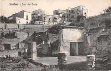 Ercolano Italy Casa del Gento Antique Postcard J53929