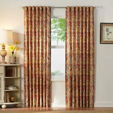 Paisley Window Curtains Drapes For Sale Ebay