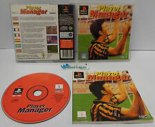Console Game Gioco SONY Playstation PSOne PSX PS1 PAL ITALIANO - PLAYER MANAGER