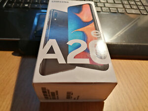 Samsung Galaxy A20e  - 32GB -Hardly used. Doubly bought. Factory settings.