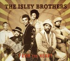 From the Heart by The Isley Brothers (CD, Jan-2009, Legacy), BRAND NEW!!!