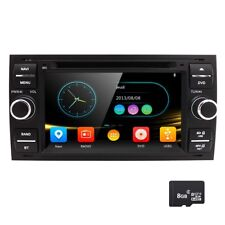 "7"" Car DVD Player GPS NAV Stereo Radio for Ford Focus Transit Mondeo Kuga Galaxy"