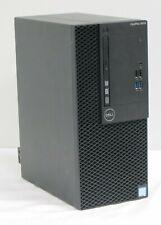 DELL Optiplex 3050 Mini Tower i3-6100 3.70 GHz 8GB DDR4 256GB SSD DVDRW Win10