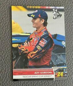 2008 Press Pass #10 Jeff Gordon Nascar Sprint Series card