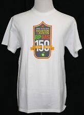 30th BP MS150 Houston to Austin Bike Ride April 12-13, 2014 T-Shirt White Large