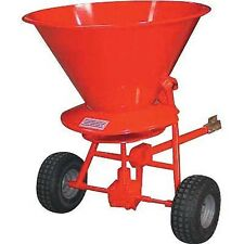 ATV Seeder - Spreader - 350 Lb Capacity - Fertilizer - Seed - Sand - Salt