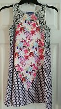 NWT GIRLS TRUELY ME SUBLIMATION PRINTED DRESS SIZE 14 $66