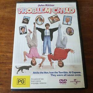 Problem Child DVD R4 Like New! FREE POST
