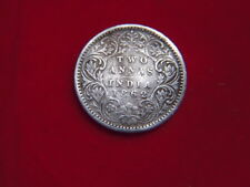 1862 VICTORIAN TWO  ANNAS COIN [FILLER] FROM INDIA FROM MY COLLECTION [FF1]