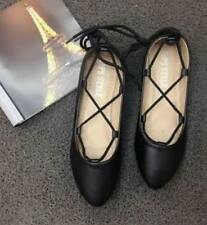 Korean Lace Doll Shoes Black (Size 37)