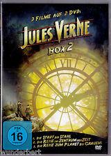"DVD - "" Jules VERNE - Box 2 ( 3 Filme auf 2 DVD`s )"