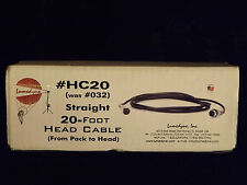 Lumedyne 20' Straight Head Extension Cord, #HC20 was #032