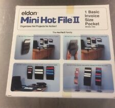 Eldon Mini Hot File 11 Wall Filing Tray Business, Office & Industrial