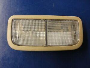 2007 Honda Civic Overhead Console Light Assembly OEM Tan