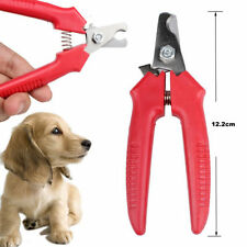 Pet Nail Toe Clippers Claw Cutters Dog Cat Animal Groomer Scissors Trimmer