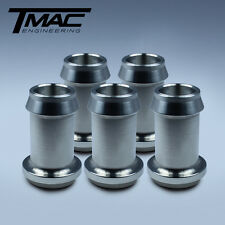 "Aluminium Weld On Fittings Barb 5/8"" - 5 Pack"