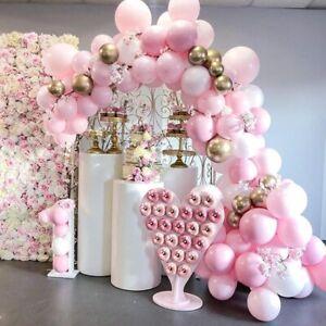 Pink Balloon Arch Kit Set Birthday Wedding Baby Shower Party Garland Decor AU