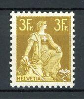 Schweiz MiNr. 110 x postfrisch MNH Prüfungsattest Renggli (MA789