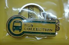 Porte Clé ATLAS logo Arret de bus collection porte clef cles clefs