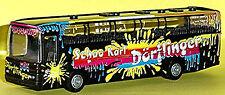 Mercedes Tourismo Bus fédéral (Autriche) Vienna Aéroport Lines 1:87 Rietze 61266