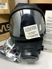 Msa Gas Mask Phalanx Alpha Te058 With Filter 1 Size Lg And 1 Md New Lk
