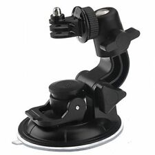Opteka Suction Cup Window Car Mount for GoPro Hero 4 3+ 3 2 1 Dash Cam Adapter
