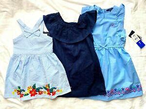 Nautica Girls Summer Dress