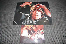 """RICHARD BROOKER signed 8x10 autograph """"FRIDAY THE 13th"""" Photo + PROOF InPerson"""