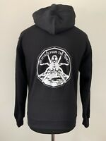 Creatures From The North Spider Shop Black Hoodie Hoody Pullover Top S NEW