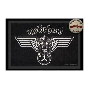 Foot Mats Carpet Motoerhead Winged Warpig 40 X 60 CM 100878