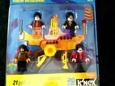 K'Nex The Beatles Yellow Submarine